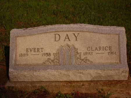 QUIVEY DAY, CLARICE - Meigs County, Ohio | CLARICE QUIVEY DAY - Ohio Gravestone Photos