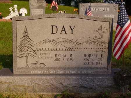 DAY, RETHA M. - Meigs County, Ohio   RETHA M. DAY - Ohio Gravestone Photos