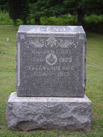 FORREST DAY, ELLEN L. - Meigs County, Ohio | ELLEN L. FORREST DAY - Ohio Gravestone Photos