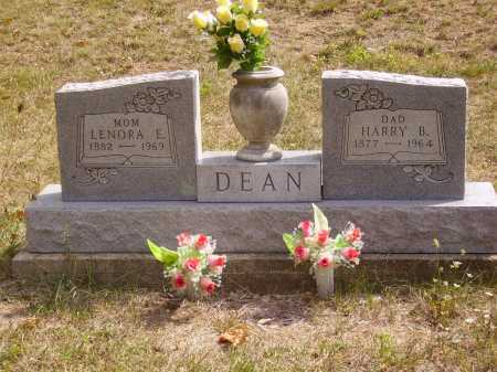 DEAN, LENORA E. - Meigs County, Ohio | LENORA E. DEAN - Ohio Gravestone Photos