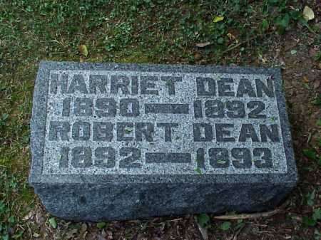 DEAN, HARRIET - Meigs County, Ohio | HARRIET DEAN - Ohio Gravestone Photos