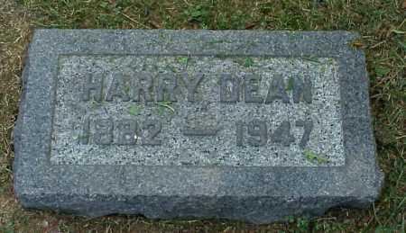 DEAN, HARRY - Meigs County, Ohio | HARRY DEAN - Ohio Gravestone Photos