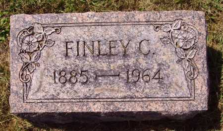 DENISON, FINLEY C. - Meigs County, Ohio   FINLEY C. DENISON - Ohio Gravestone Photos