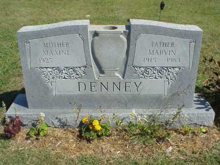 DENNEY, MAXINE - Meigs County, Ohio | MAXINE DENNEY - Ohio Gravestone Photos