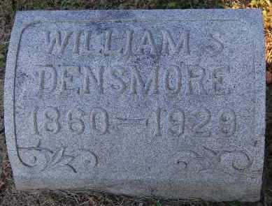 DENSMORE, WILLIAM S. - Meigs County, Ohio   WILLIAM S. DENSMORE - Ohio Gravestone Photos