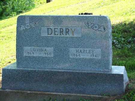 DERRY, HARLEY - Meigs County, Ohio | HARLEY DERRY - Ohio Gravestone Photos