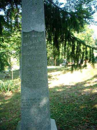 DEUBACH, MAGDALINA - Meigs County, Ohio | MAGDALINA DEUBACH - Ohio Gravestone Photos