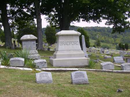 DICKSON FAMILY MONUMENT, BURIAL PLOT - Meigs County, Ohio | BURIAL PLOT DICKSON FAMILY MONUMENT - Ohio Gravestone Photos