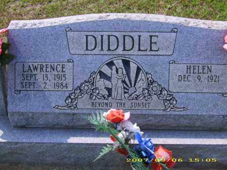DIDDLE, LAWRENCE E - Meigs County, Ohio | LAWRENCE E DIDDLE - Ohio Gravestone Photos