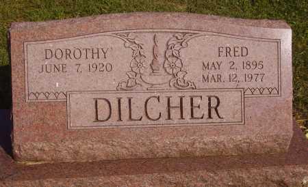 DILCHER, DOROTHY - Meigs County, Ohio | DOROTHY DILCHER - Ohio Gravestone Photos