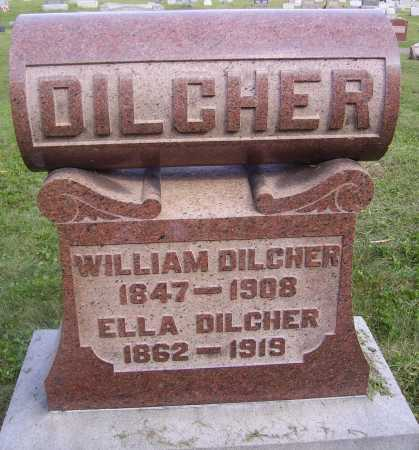 DILCHER, WILLIAM - Meigs County, Ohio | WILLIAM DILCHER - Ohio Gravestone Photos
