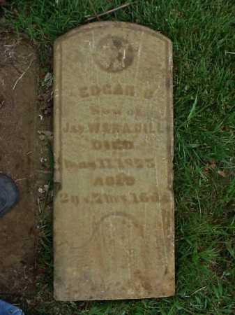 DILL, EDGAR G. - Meigs County, Ohio | EDGAR G. DILL - Ohio Gravestone Photos