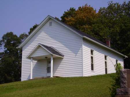 DANVILLE, CHURCH - Meigs County, Ohio | CHURCH DANVILLE - Ohio Gravestone Photos