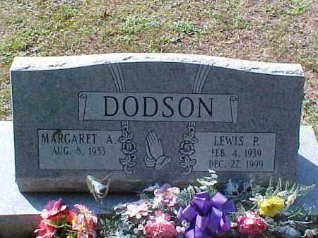 DODSON, LEWIS P. - Meigs County, Ohio | LEWIS P. DODSON - Ohio Gravestone Photos