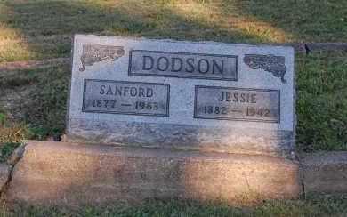 DODSON, JESSIE - Meigs County, Ohio | JESSIE DODSON - Ohio Gravestone Photos