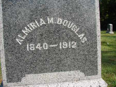 DOUGLAS, ALMIRIA MALISSA - Meigs County, Ohio | ALMIRIA MALISSA DOUGLAS - Ohio Gravestone Photos