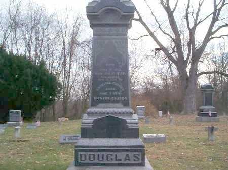 DOUGLAS, JOHN - Meigs County, Ohio | JOHN DOUGLAS - Ohio Gravestone Photos