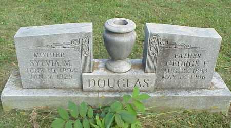 DOUGLAS, GEORGE E. - Meigs County, Ohio | GEORGE E. DOUGLAS - Ohio Gravestone Photos