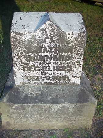 DOWNARD, JONATHAN - Meigs County, Ohio   JONATHAN DOWNARD - Ohio Gravestone Photos