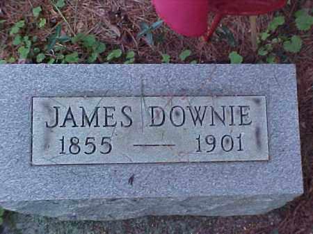 DOWNIE, JAMES - Meigs County, Ohio | JAMES DOWNIE - Ohio Gravestone Photos
