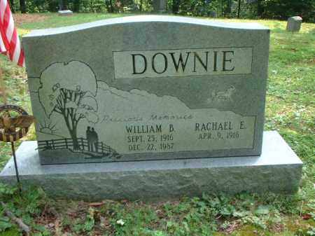 DOWNIE, WILLIAM B. - Meigs County, Ohio | WILLIAM B. DOWNIE - Ohio Gravestone Photos