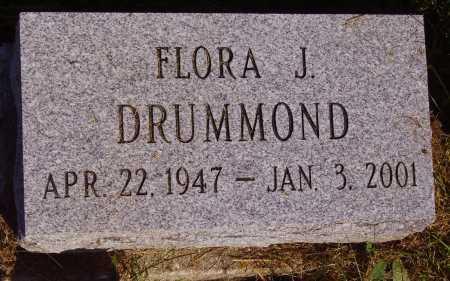 DRUMMOND, FLORA J. - Meigs County, Ohio   FLORA J. DRUMMOND - Ohio Gravestone Photos