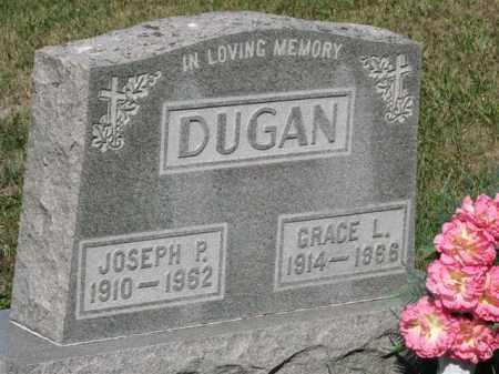 DUGAN, GRACE L. - Meigs County, Ohio | GRACE L. DUGAN - Ohio Gravestone Photos