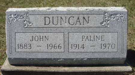 HILL DUNCAN, PAULINE L. - Meigs County, Ohio | PAULINE L. HILL DUNCAN - Ohio Gravestone Photos