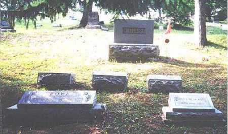 DURST, FAMILY MONUMENT - Meigs County, Ohio | FAMILY MONUMENT DURST - Ohio Gravestone Photos