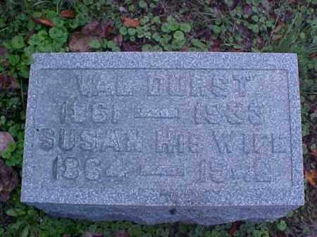 DURST, SUSAN - Meigs County, Ohio | SUSAN DURST - Ohio Gravestone Photos