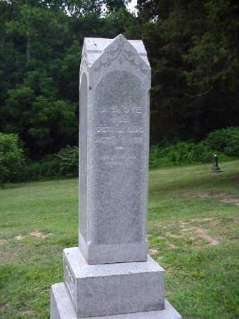 DYE, JOSEPH SHELDON - OVERALL VIEW - Meigs County, Ohio   JOSEPH SHELDON - OVERALL VIEW DYE - Ohio Gravestone Photos