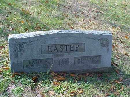 EASTEP, KATIE A. - Meigs County, Ohio | KATIE A. EASTEP - Ohio Gravestone Photos