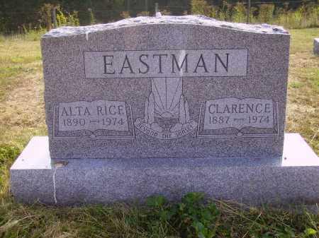 EASTMAN, CLARENCE - Meigs County, Ohio   CLARENCE EASTMAN - Ohio Gravestone Photos