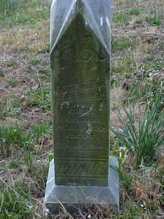 SCHWAB EBERSBACH, ANNA MARIA - Meigs County, Ohio | ANNA MARIA SCHWAB EBERSBACH - Ohio Gravestone Photos