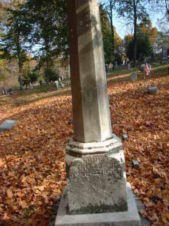 EBERSBACH, LOUIS - Meigs County, Ohio | LOUIS EBERSBACH - Ohio Gravestone Photos