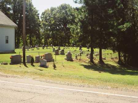 EDEN OVERVIEW 3, CEMETERY - Meigs County, Ohio | CEMETERY EDEN OVERVIEW 3 - Ohio Gravestone Photos