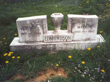 EDMUNDSON, VICTORIA E. - Meigs County, Ohio | VICTORIA E. EDMUNDSON - Ohio Gravestone Photos