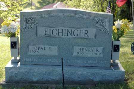 VAN METER EICHINGER, OPAL E - Meigs County, Ohio | OPAL E VAN METER EICHINGER - Ohio Gravestone Photos