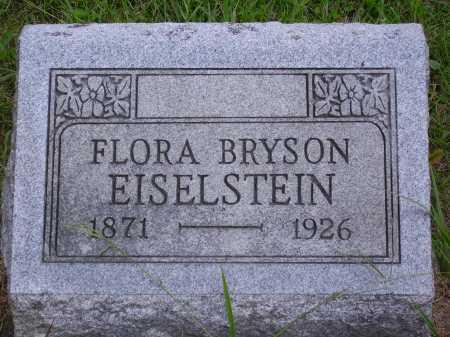 BRYSON EISELSTEIN, FLORA - Meigs County, Ohio | FLORA BRYSON EISELSTEIN - Ohio Gravestone Photos