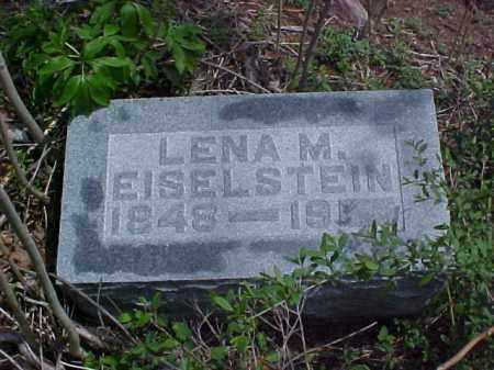 EISELSTEIN, LENA M. - Meigs County, Ohio | LENA M. EISELSTEIN - Ohio Gravestone Photos