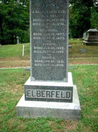 ELBERFELD, MAUD H. - Meigs County, Ohio | MAUD H. ELBERFELD - Ohio Gravestone Photos