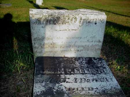 ELLIOTT, JOHN P. - Meigs County, Ohio   JOHN P. ELLIOTT - Ohio Gravestone Photos