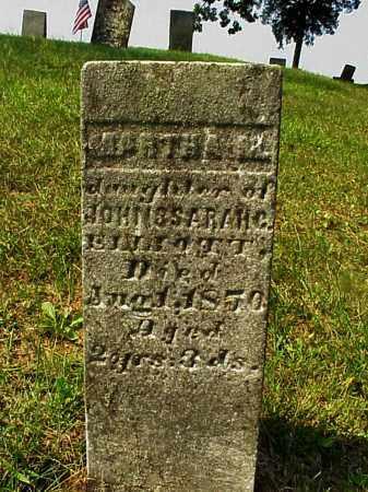 ELLIOTT, MATHA ? - Meigs County, Ohio | MATHA ? ELLIOTT - Ohio Gravestone Photos