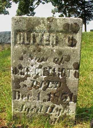 ELLIOTT, OLIVER C. - Meigs County, Ohio | OLIVER C. ELLIOTT - Ohio Gravestone Photos