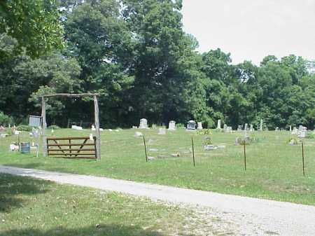 WRIGHT, CEMETERY ENTRANCE - Meigs County, Ohio | CEMETERY ENTRANCE WRIGHT - Ohio Gravestone Photos