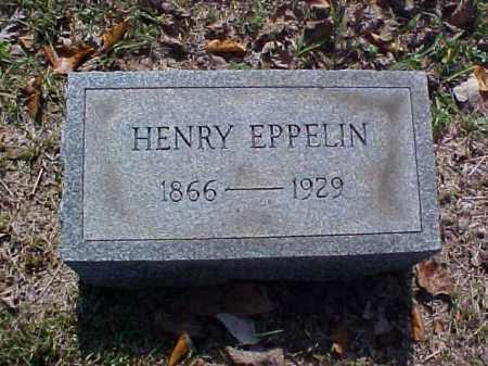 EPPELIN, HENRY - Meigs County, Ohio | HENRY EPPELIN - Ohio Gravestone Photos