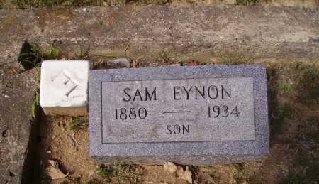 EYNON, SAM - Meigs County, Ohio | SAM EYNON - Ohio Gravestone Photos