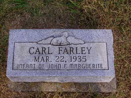 FARLEY, CARL - Meigs County, Ohio   CARL FARLEY - Ohio Gravestone Photos