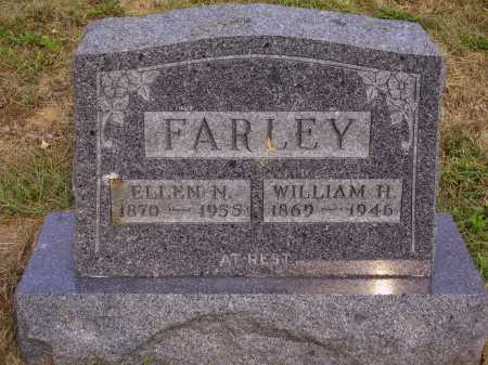 BISHOP FARLEY, ELLEN N. - Meigs County, Ohio | ELLEN N. BISHOP FARLEY - Ohio Gravestone Photos