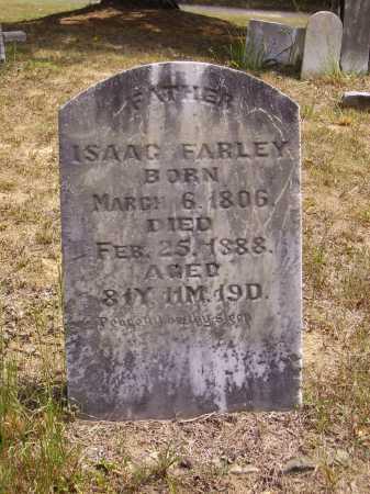 FARLEY, ISAAC - Meigs County, Ohio | ISAAC FARLEY - Ohio Gravestone Photos